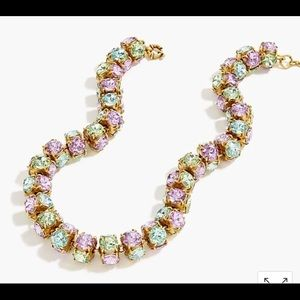 J.Crew twisted Necklace